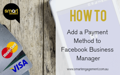 How to Add a Payment Method to Facebook Business Manager