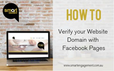 How To Verify Your Website Domain For Facebook Pages And Why You Should Do It NOW