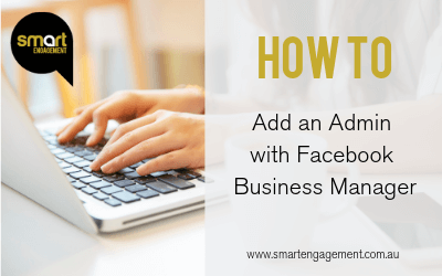 How To Add An Admin To A Facebook Page Through Facebook Business Manager